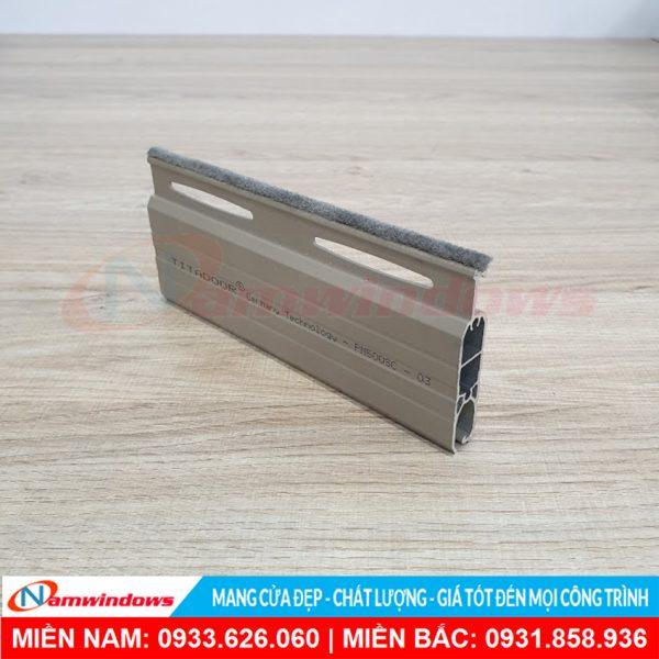 Cửa cuốn công nghệ Đức Titadoor PM500SC