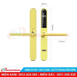 Khóa cửa xingfa Viro-Smartlock 4in1 VR-S30B