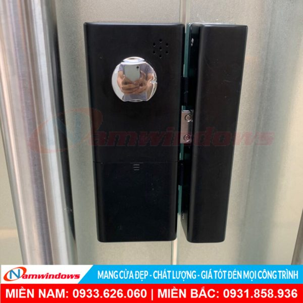 Khóa cửa kính Viro-Smartlock 4in1 VR-E12