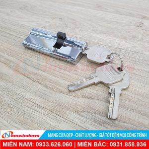 Lõi khóa 2 đầu chìa Kinlong