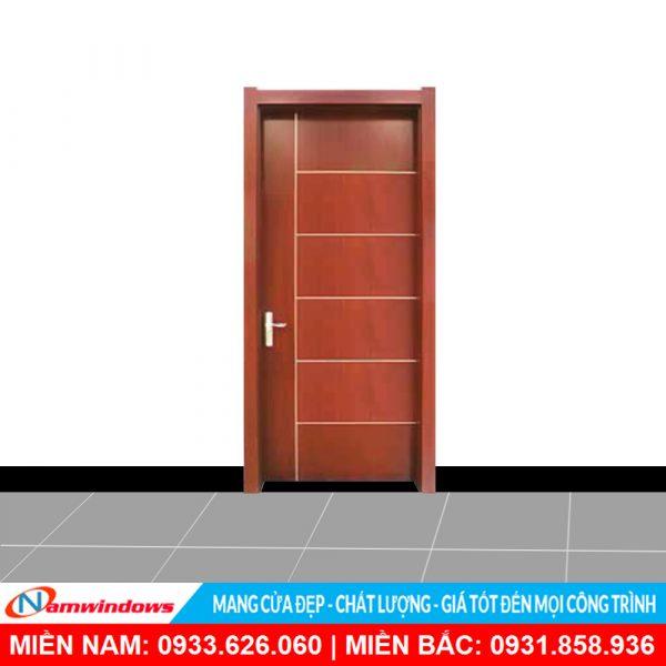 Cửa gỗ nhựa composite NW004