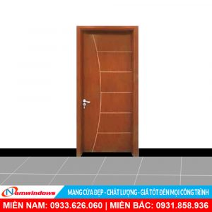 Cửa gỗ nhựa composite NW018