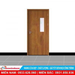 Cửa gỗ nhựa composite NW021