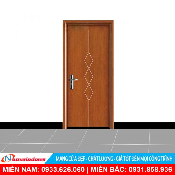 Cửa nhựa gỗ Composite NW016