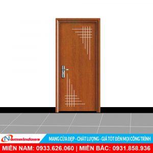 Cửa nhựa gỗ Composite NW 022