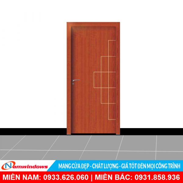 Cửa nhựa gỗ Composite NW23