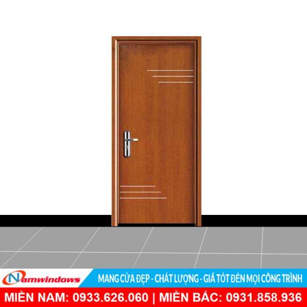 Cửa nhựa gỗ Composite NW24