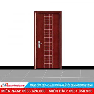 Cửa nhựa gỗ Composite NW25