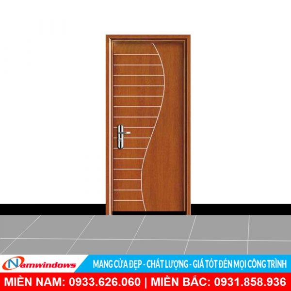 Cửa nhựa gỗ Composite NW26