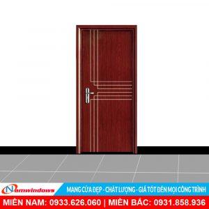 Cửa nhựa gỗ Composite NW27