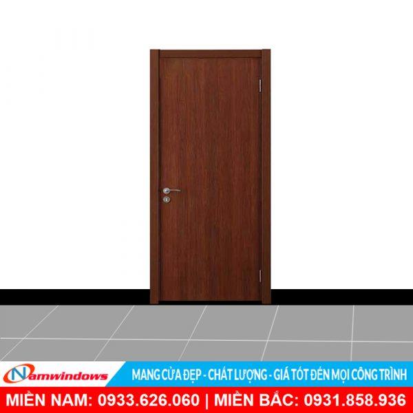 Cửa nhựa gỗ Composite NW29