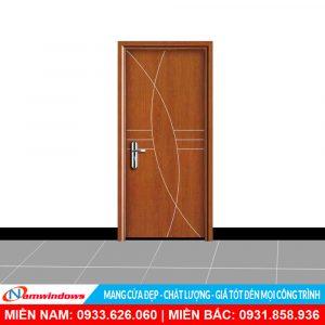 Cửa nhựa gỗ Composite NW35