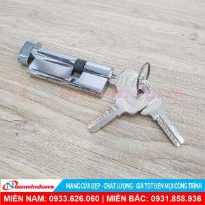 Lõi khóa 1 đầu chìa Kinlong