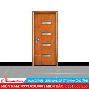 Cửa gỗ nhựa composite NW192