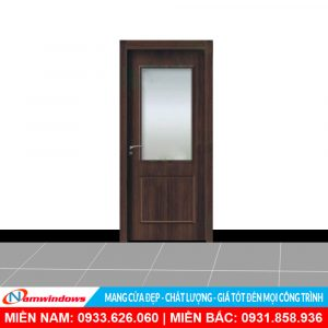 Cửa gỗ nhựa composite NW196
