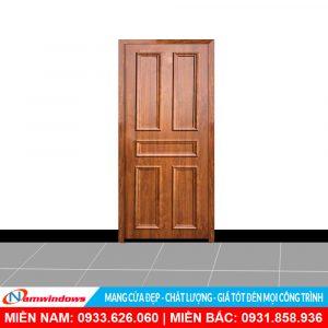 Cửa gỗ nhựa composite NW048