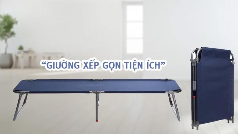 Giường xếp gọn Minh Quốc